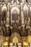 Dom von Koln, Deutschland Stockfotografie
