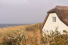 Dom w Ahrenshoop Fotografia Stock