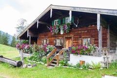 Dom w Bavaria Obrazy Stock