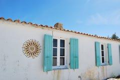 Dom w Camargue, Provence Zdjęcia Stock