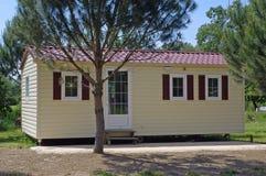 Dom w campsite Obrazy Royalty Free