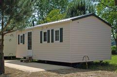 Dom w campsite Obraz Royalty Free