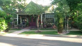 Dom w głazie CO Zdjęcia Stock