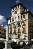 Dom w Madryt obraz stock