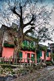 Dom w Montmartre Paryż Obraz Royalty Free