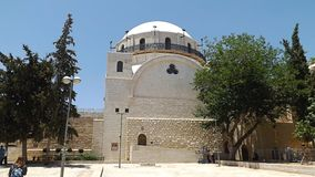 Dom w Starym mieście Jerozolima Fotografia Stock