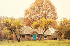 Dom w wsi Obraz Royalty Free