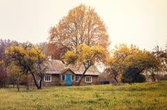 Dom w wsi Obraz Stock