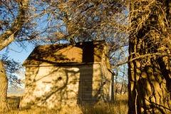 dom wiejski Obraz Royalty Free