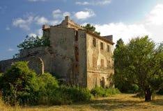 dom wiejski niedbałość fotografia stock