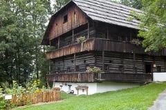 dom wiejski stary Obraz Stock