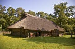 dom wiejski stary Fotografia Royalty Free