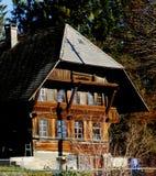 dom wiejski szwajcar Zdjęcia Royalty Free