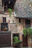Dom wiejski w Colmar Obraz Stock
