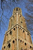 Dom wierza, Utrecht Zdjęcia Royalty Free