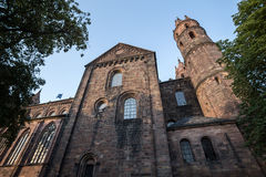 The dom in worms germany Royalty Free Stock Photography