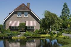 dom z gospodarstw rolnych Fotografia Royalty Free