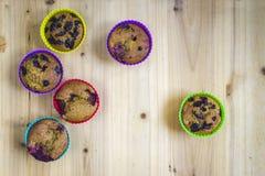 dom zrobił muffins zdjęcia royalty free
