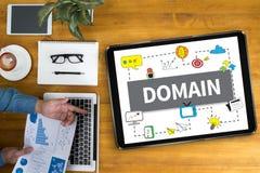 domain στοκ φωτογραφίες με δικαίωμα ελεύθερης χρήσης