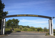 Domain Chandon Winery in Napa Valley Stock Image