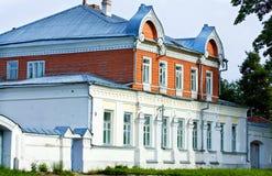 Domaine ancien établi dans le style russe dans Photo stock