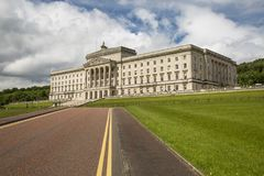 Domaine Belfast de Stormont photos stock