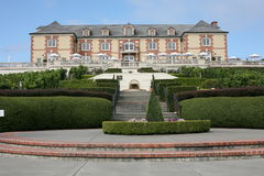 Domaine  Carneros, Napa Valley California Royalty Free Stock Images