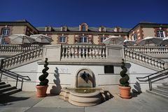 Domaine Carneros Winery in Napa Valley Stock Image