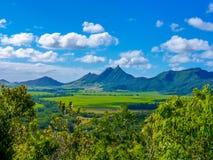 Domaine De L'Etoile. East Coast Of Mauritius Island Royalty Free Stock Photography