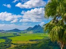 Domaine De L'Etoile. East Coast Of Mauritius Island Royalty Free Stock Images