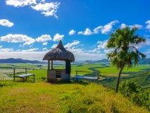 Domaine De L'Etoile. East Coast Of Mauritius Island Stock Photo