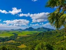 Domaine De L'Etoile. East Coast Of Mauritius Island Stock Photography