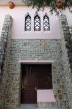 Domaine De Maria kościół, Da Lat turystyka zdjęcia stock