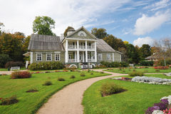 Domaine de musée de Petrovskoye photo stock