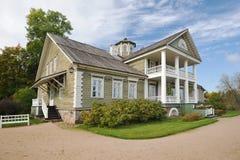 Domaine de musée de Petrovskoye Photos libres de droits