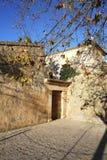 Domaine espagnol sur l'île de Majorca, Espagne Photographie stock