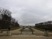 Domaine national de parc de Saint Cloud photographie stock