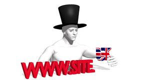 Domains Royalty Free Stock Photo
