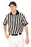 Domare: Allvarlig referens med straffflaggan Arkivfoton