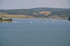 Domasa jezioro Sistani Obrazy Stock