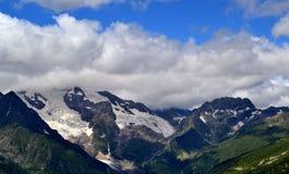 dombay βουνά Καύκασου bashi semenov Στοκ φωτογραφίες με δικαίωμα ελεύθερης χρήσης