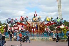 Dombo the Flying Elephant in Disney World Stock Image