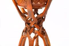 Dombra del instrumento del Kazakh y taikazan nacionales Fotos de archivo
