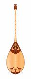 Dombra. Popular string instrument of the peoples of Kazakhstan and Central Asia Stock Images