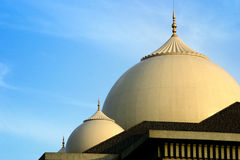 Dome 1. Palace of Justice dome in Putrajaya Malaysia stock images