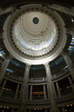 Dome. Of capital building interior Stock Photo
