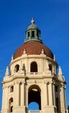 Dome. The pasadena city hall dome Royalty Free Stock Photography