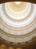 Dome. Texas capital dome Stock Image
