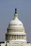 The Dome. Of the United States Capitol in Washington DC stock images