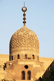 The dome of Al-Azhar Mosque in cairo Stock Image